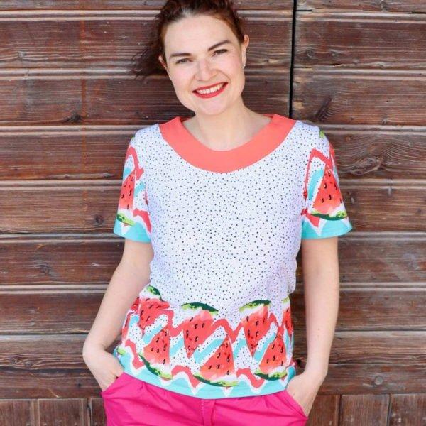 LaMarina Shirt von pedilu | Designbeispiel von juzu naeht