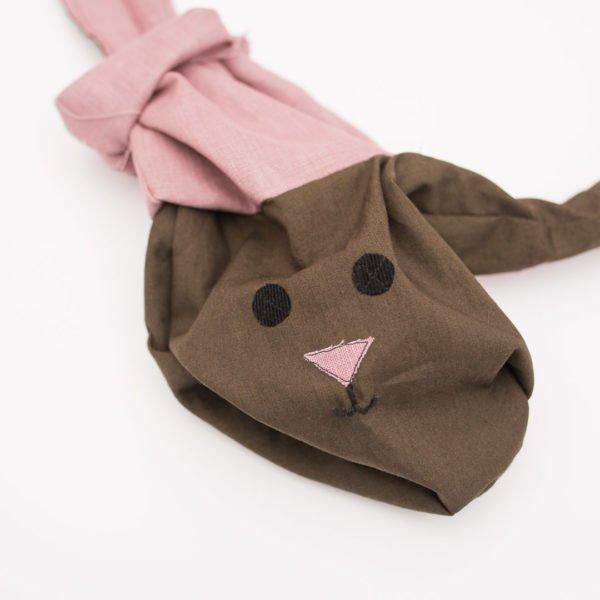 P'Easy Bunny Bag – Hasenbeutel work in progress