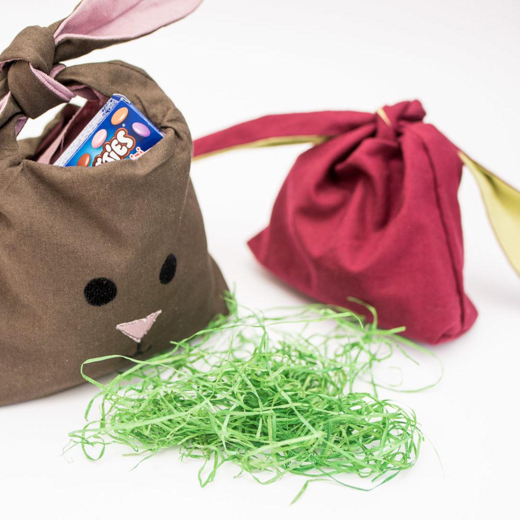P'Easy Bunny Bag – Knotenbeutel und Hasenbeutel