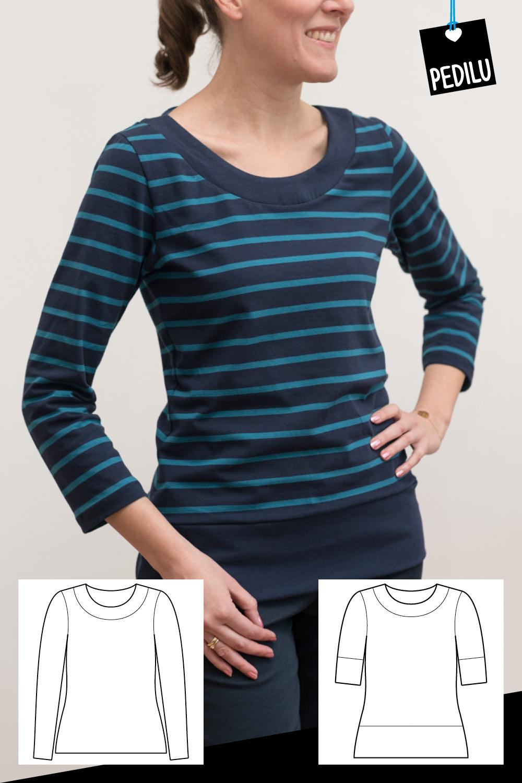 »LaMarina Shirt« | E-Book | pedilu