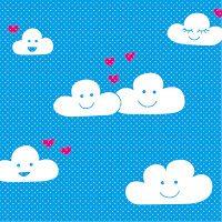 Wolkenliebelei