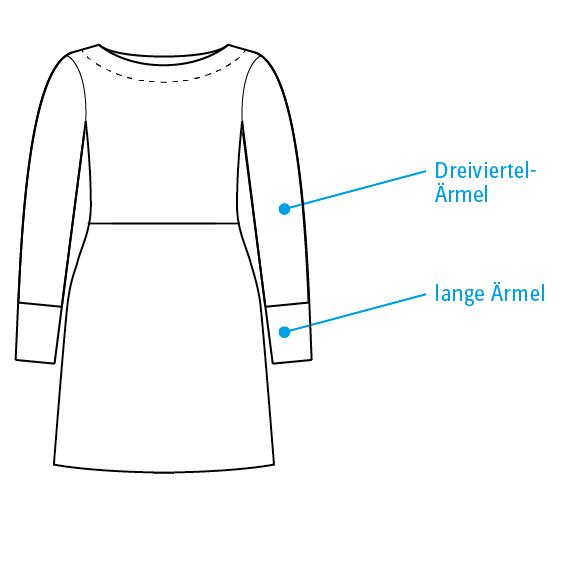 Winterärmel für LaBreton Shirt von pedilu | And-On