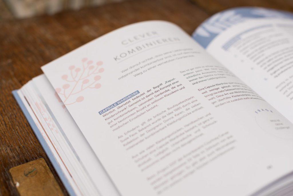 Buch: Einfach nachhaltig nähen – Capsule Wardrobe