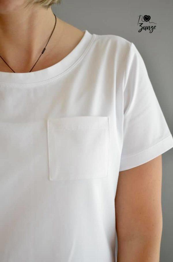 »LaWoodie Shirt«   Detail Brusttasche   pedilu