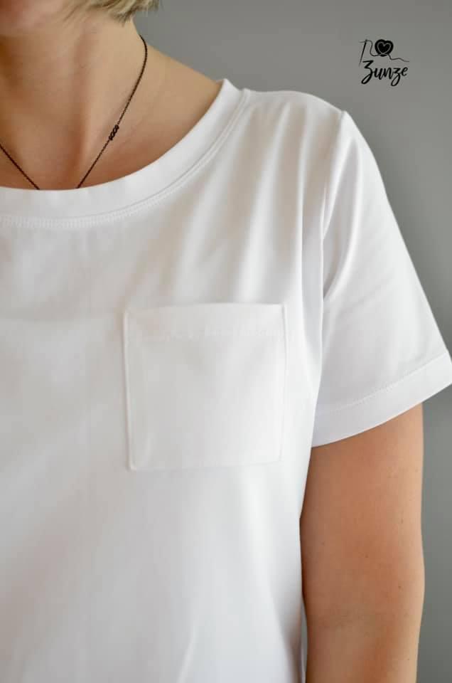 »LaWoodie Shirt« | Detail Brusttasche | pedilu