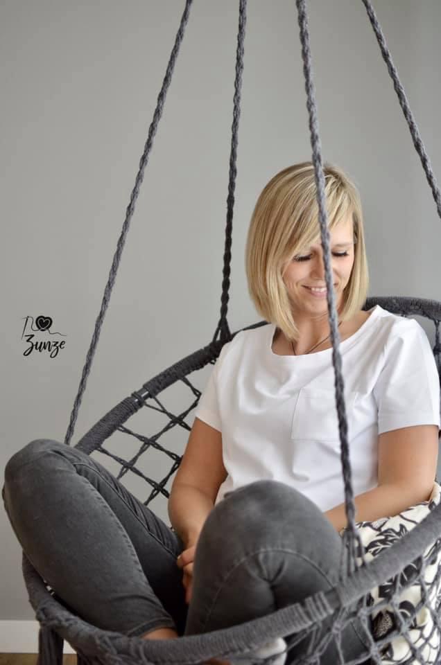 »LaWoodie Shirt« | Designbeispiel Zunzes Nähwelt | pedilu