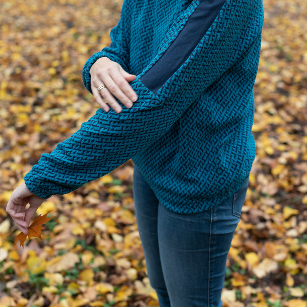 »LaBlus Sweater« | E-Book – Pulli, Detail