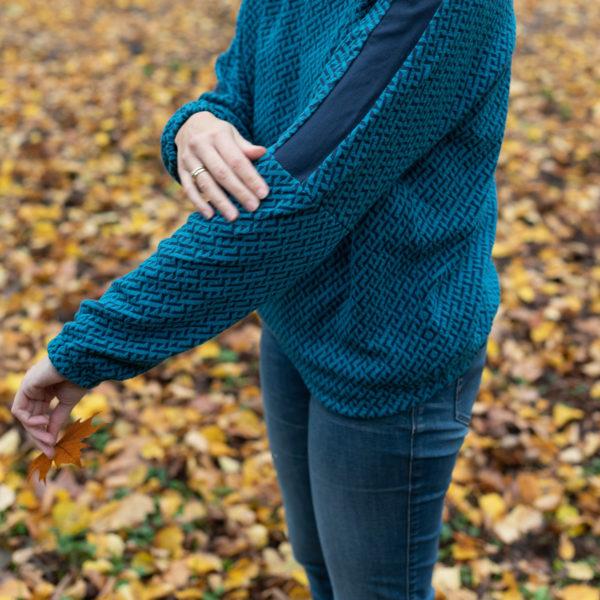 »LaBlus Sweater« | E-Book – Pulli, Detail
