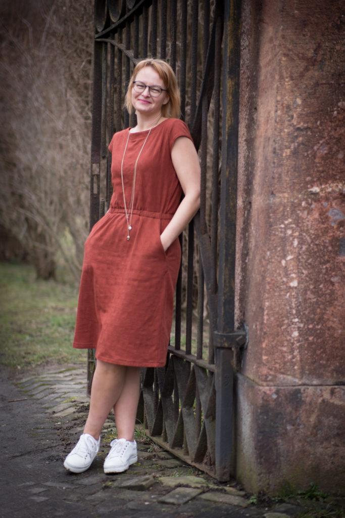 LaBreton Dress |pedilu | naehnuschka