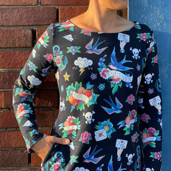 Winterärmel für LaBreton Shirt von pedilu | Add-On