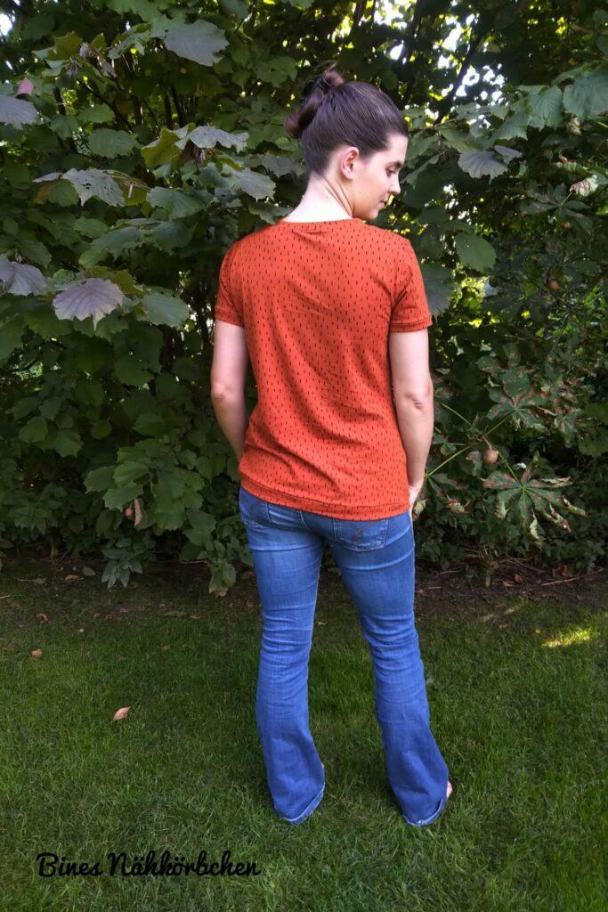 Sommerärmel für LaBreton Shirt von pedilu | Beispiel von Eines Nähkörbchen