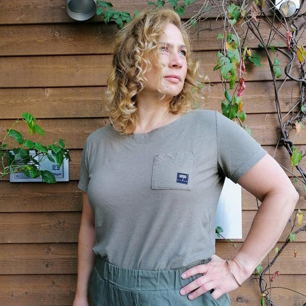 Sommerärmel für LaBreton Shirt von pedilu | Beispiel von vrenisngr