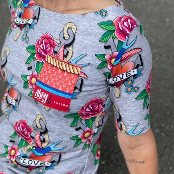 Sommerärmel für LaBreton Shirt von pedilu | Add-On