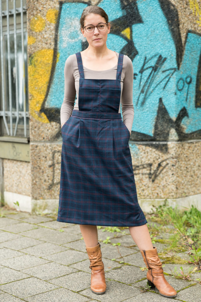 »LaWoodie Skirt« | E-Book – Rock und Latzkleid | pedilu