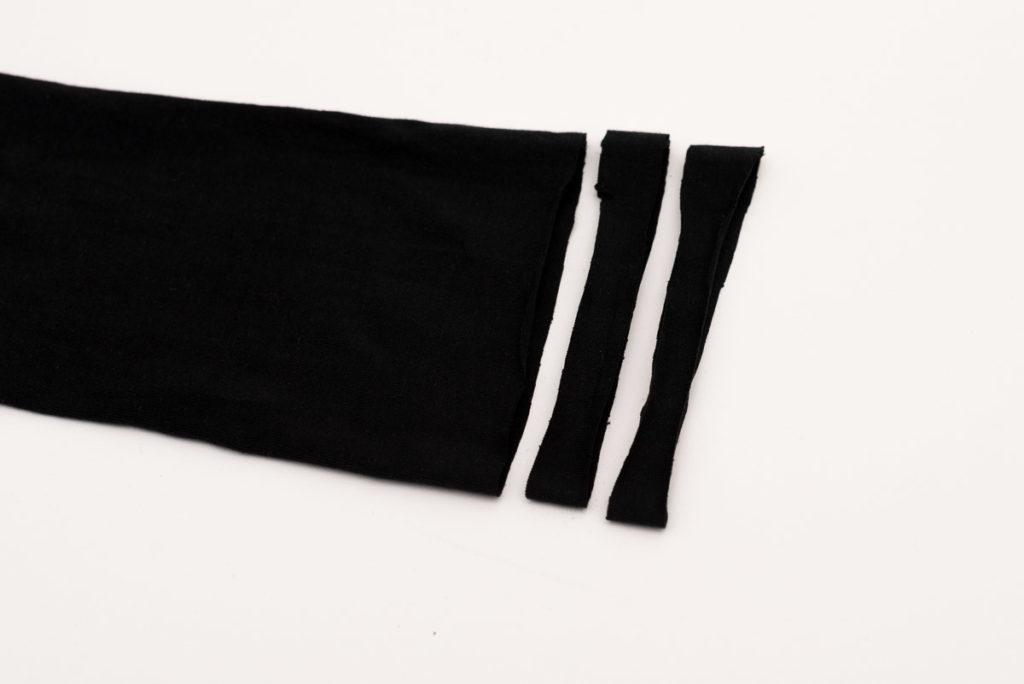 Origami-Maske | Tipps und Tricks | Altkleider und Jerseyreste als Band