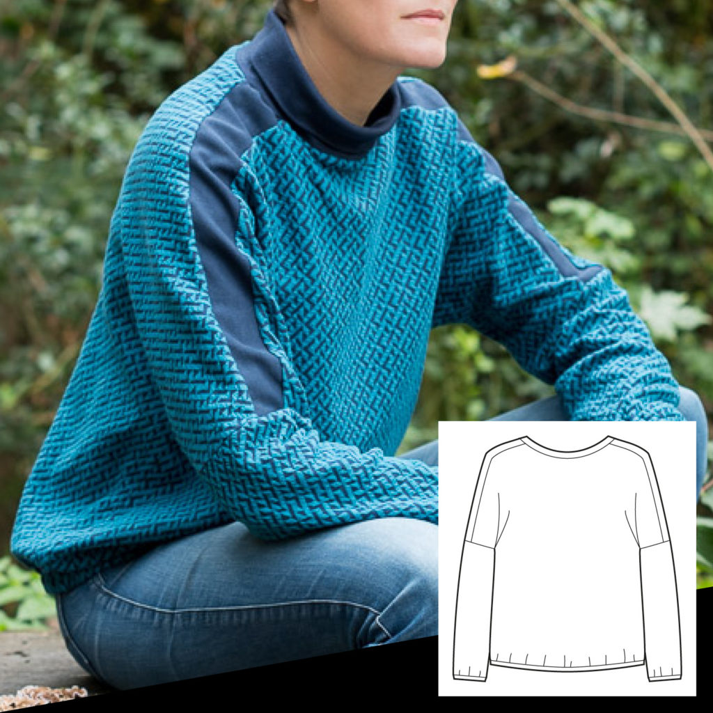 E-Book LaBlus Sweater von pedilu
