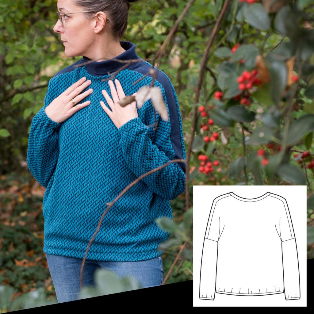 E-Book LaBlus Sweater – Pullover