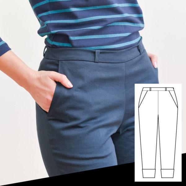 E-Book LaMarina Pants