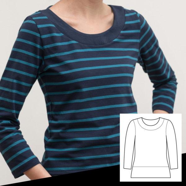 E-Book LaMarina Shirt