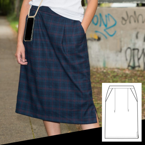 E-Book LaWoodie Skirt