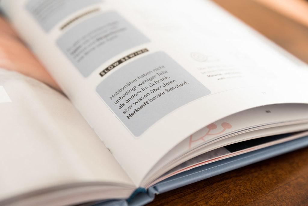 Slow Sewing (Buch: Einfach nachhaltig nähen)